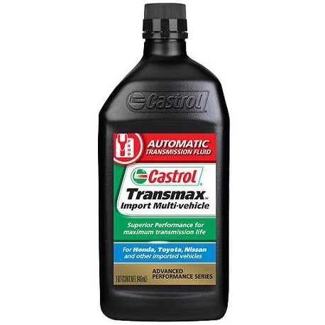 Castrol Transmax Import Multi-Vehicle