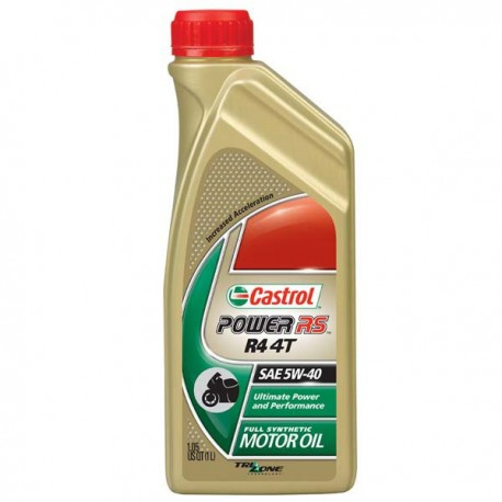 Castrol Power RS Racing 4T 5W- 40
